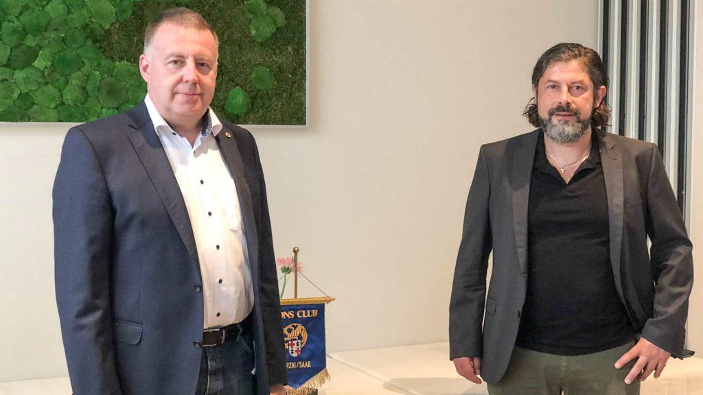 Wolfgang Fritz hat zum 28.06.2021 die Präsidentschaft von Gerd Bohr übernommen